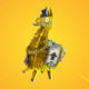 fortnite lama dorato