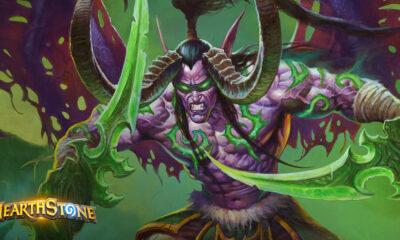 Il Cacciatore di Demoni, la nuova classe di Hearthstone uscita con Ceneri delle Terre Emerse