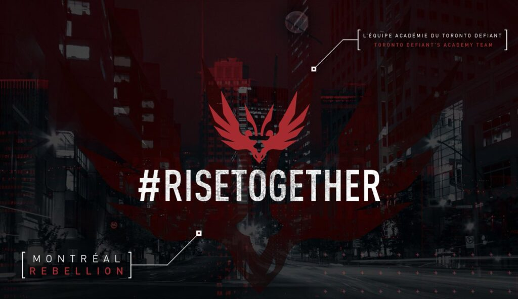 I Montreal Rebellion, team di Overwatch Contenders ormai sciolto