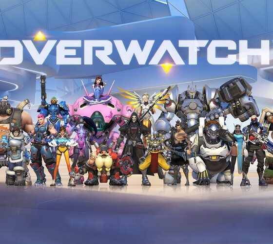 Tutto il team originale di Overwatch
