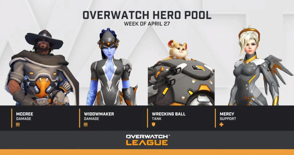 La Hero Pool della settimana di Overwatch