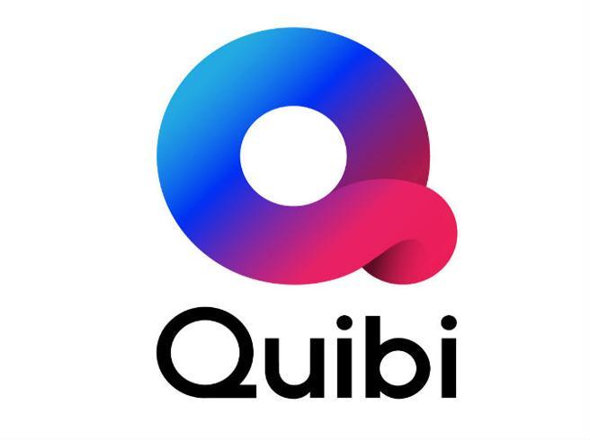 Il logo di Quibi piattaforma streaming
