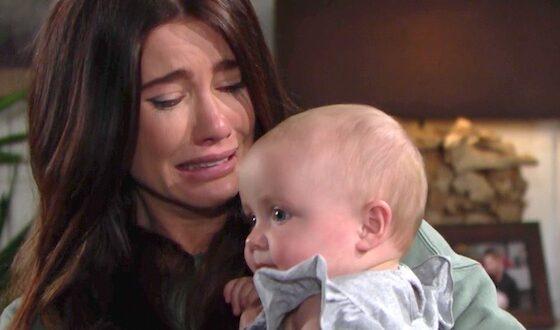 Beautiful - Steffy disperata per il distacco da Phoebe