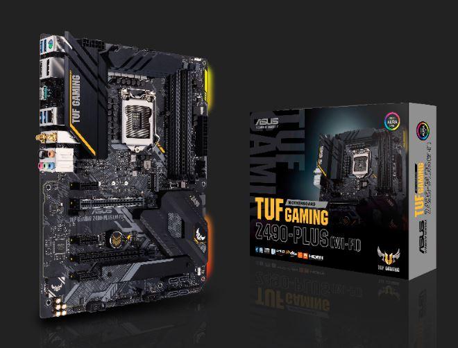 z490 tuf gaming