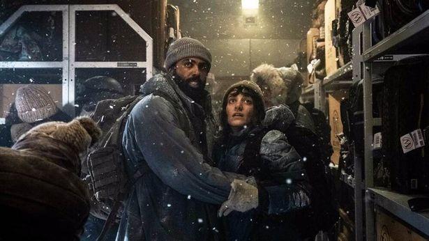 Serie Tv Netflix - Snowpiercer