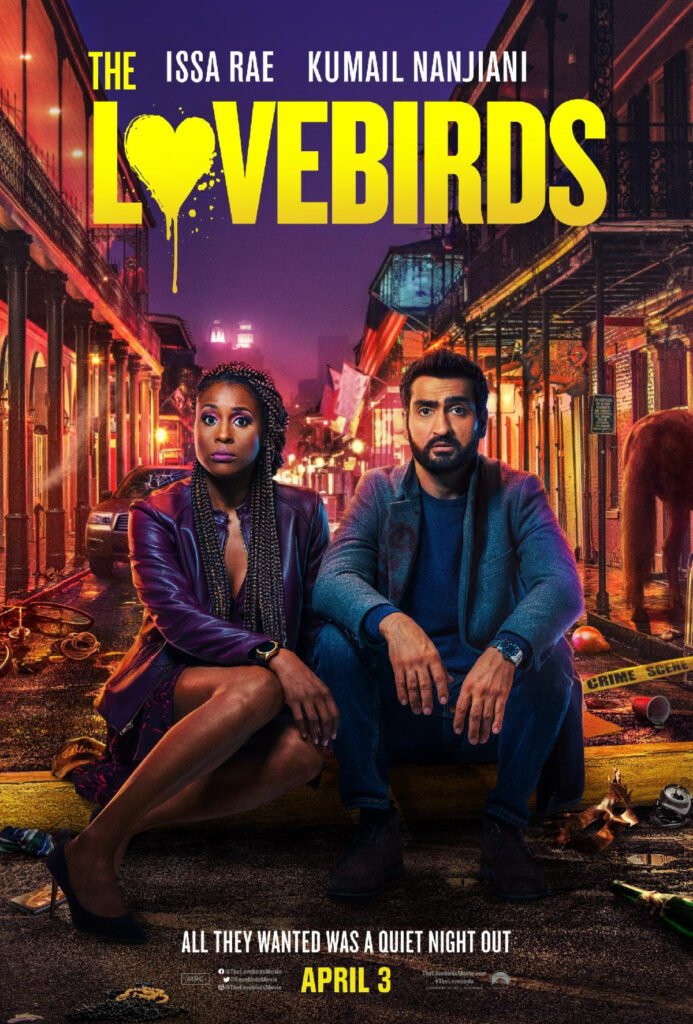 Novità Netflix - The Lovebirds