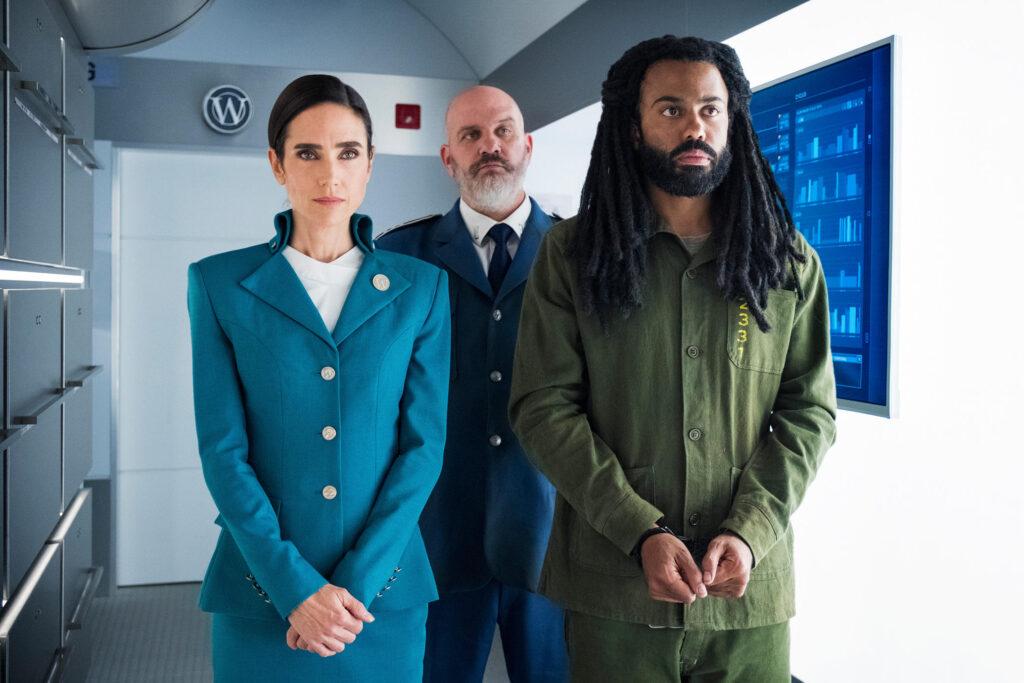 Novità Netflix - Snowpiercer