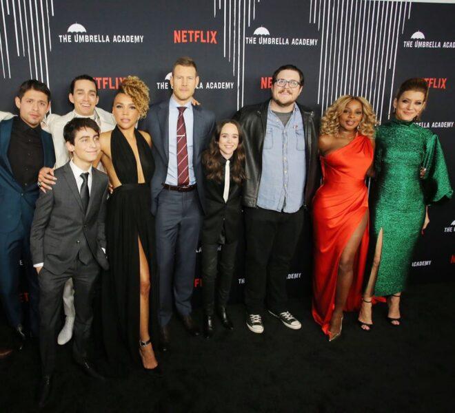 Novità Netflix - The Umbrella Academy 2