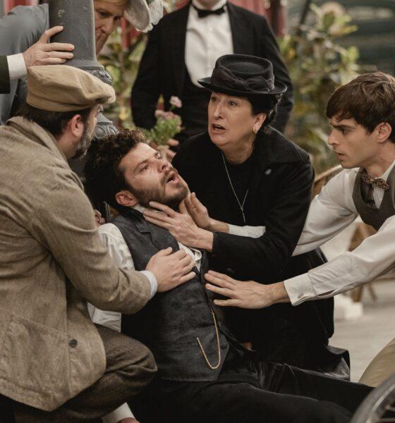 Una Vita - Ursula avvelena la bevanda di Eduardo, Samuel muore