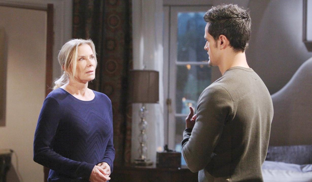 Beautiful - Il figlio di Ridge studia un piano per sbarazzarsi di Brooke