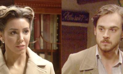 Il Segreto, trame: Emilia scopre che Matias ha tradito Marcela, la reazione