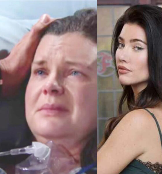 Beautiful, anticipazioni: Flo salva Katie, Hope e Steffy in lite per Beth