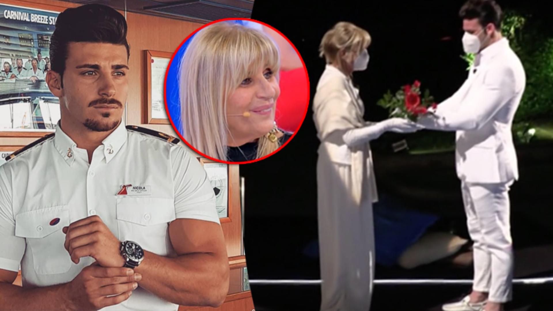 """Uomini e Donne, Nicola esprime la sua opinione su Gemma: """"Non è una donna debole"""""""