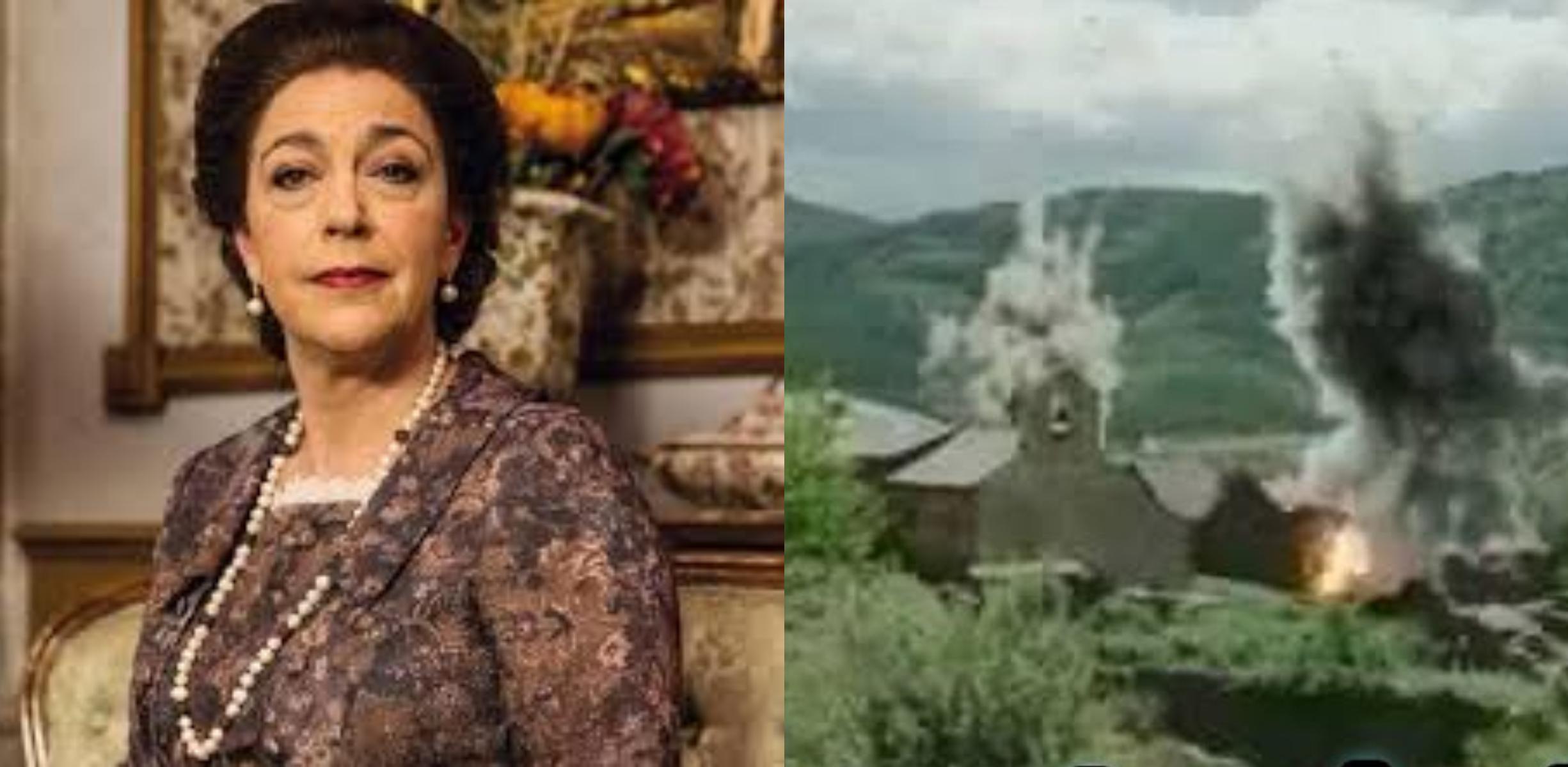Il Segreto, anticipazioni: esplode la fabbrica di Ignacio, colpa di Francisca?