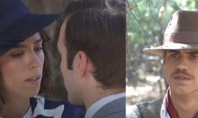 Il Segreto, trame 25-30 maggio: Marta bacia Ramon, Adolfo reagisce male
