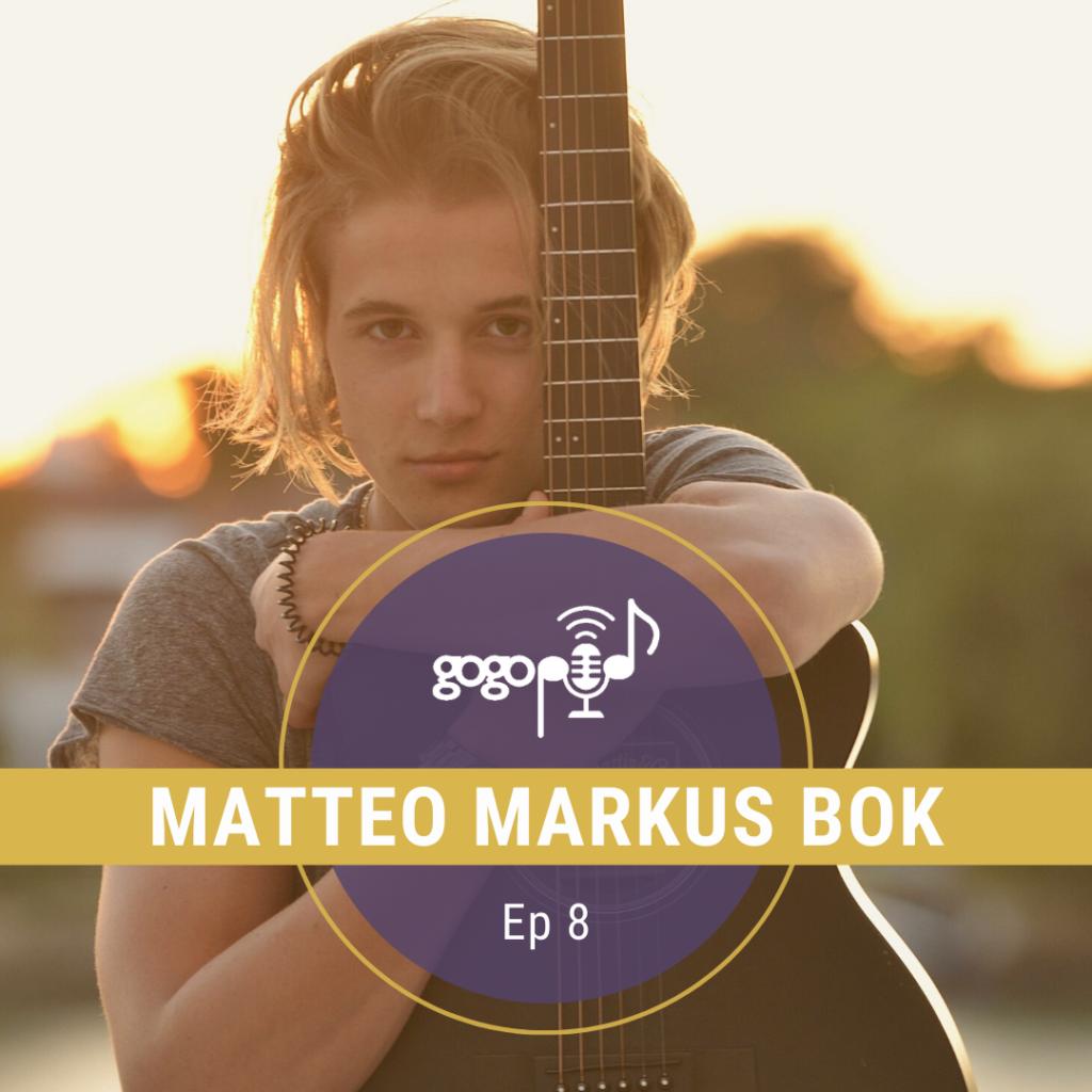 matteo markus bok gogopod intervista