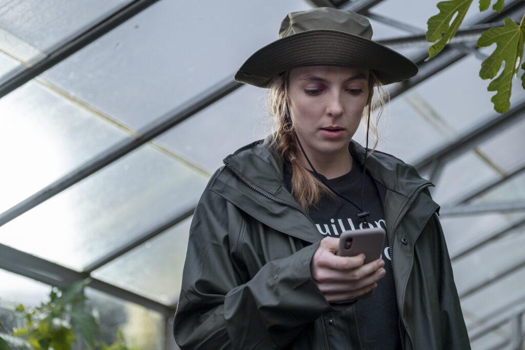 Jodie Comer è Villanelle in Killing Eve 3x04, Gogo Magazine