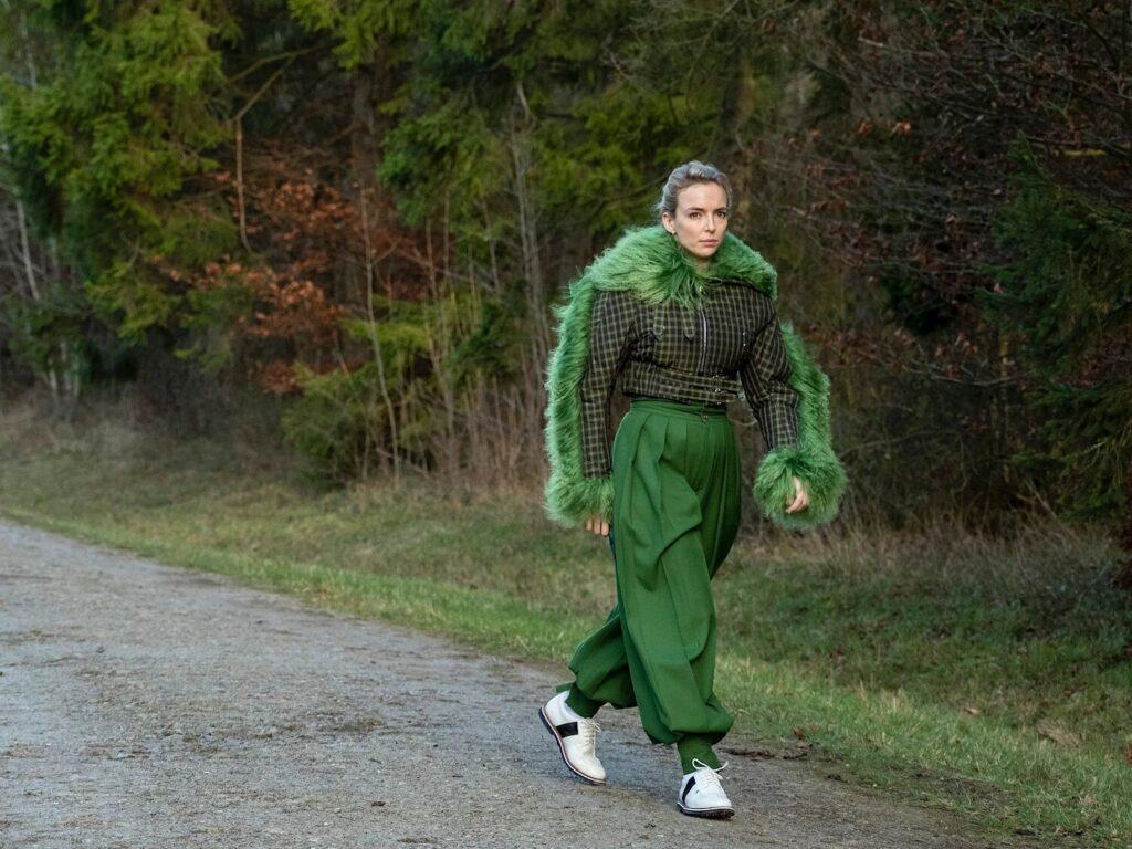 Jodie Comer è Villanelle in Killing Eve, Gogo Magazine