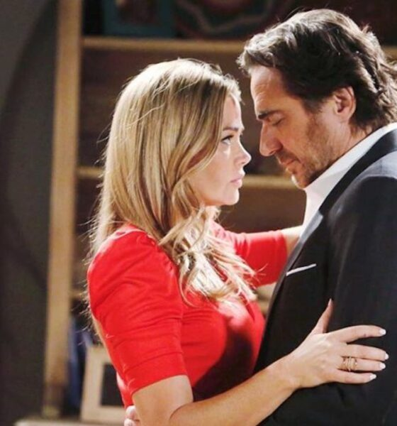 Beautiful, anticipazioni: Ridge bacia Shauna dopo il tradimento con Brooke
