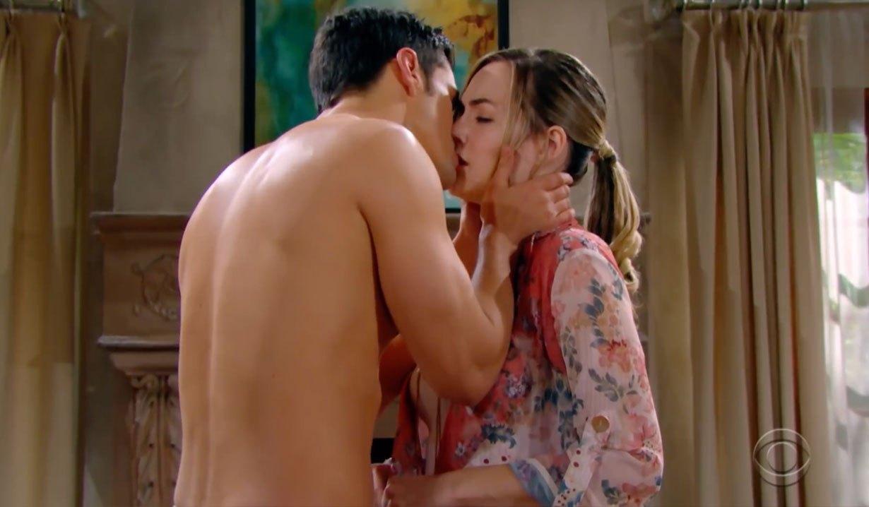 Beautiful, puntate 11-16 maggio: Thomas da un timido bacio ad Hope