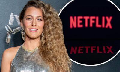 Blake Lively film Netflix