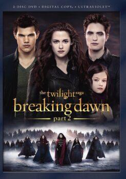 Saga di Twilight, Breaking Dawn parte 2
