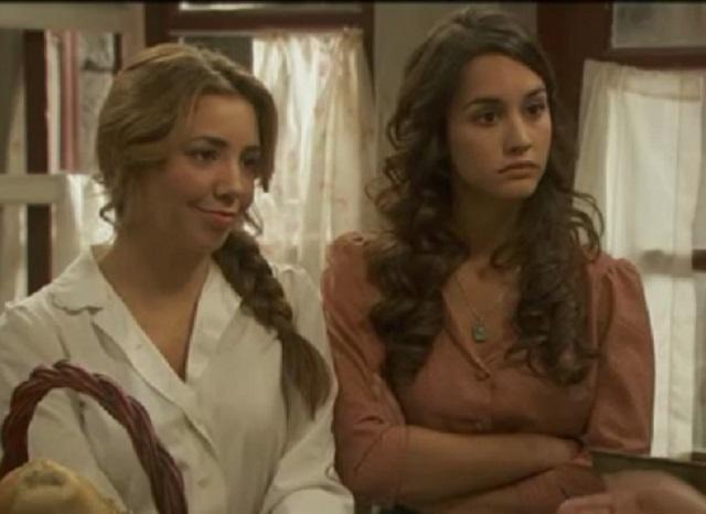 Emilia e Alfonso capiscono che la levatrice è diventata uno spirito buono