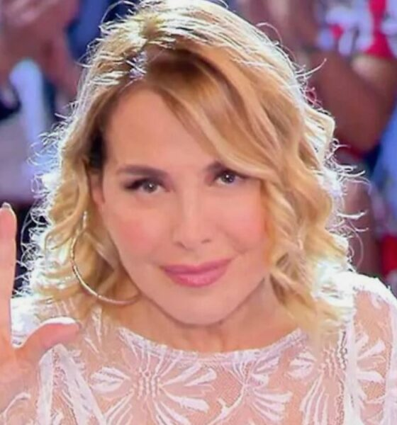 Barbara D'Urso bufera