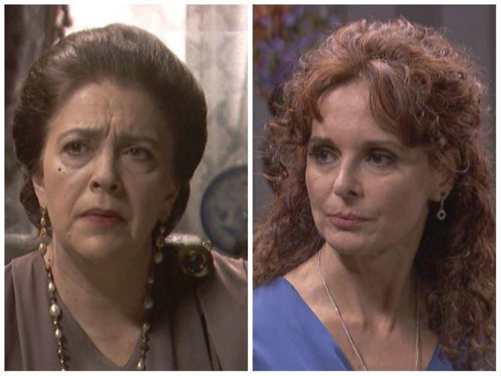 Il Segreto - Isabel mente a Francisca sull'arrivo di Raimundo