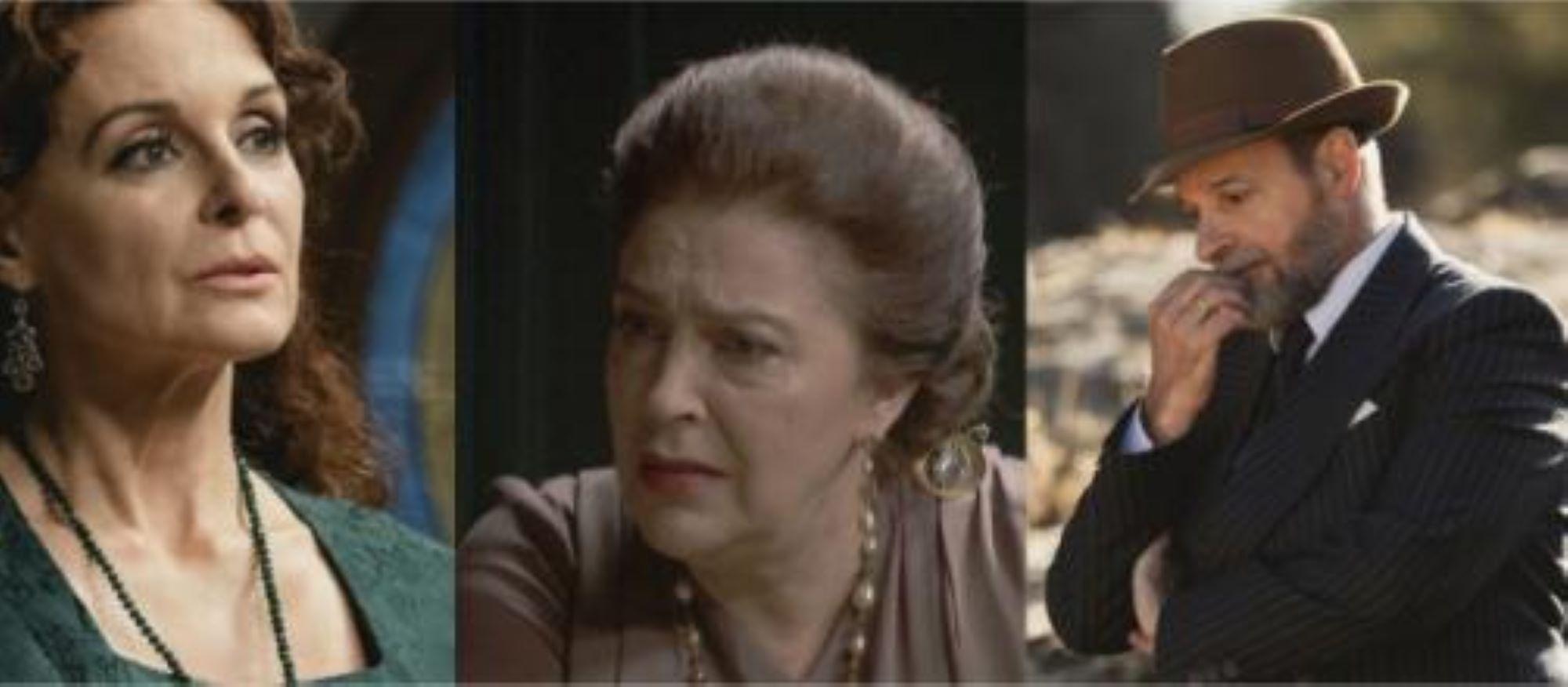 Il Segreto, puntate 11-16 maggio: Isabel non rivela a Francisca del ritorno di Raimundo