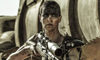 Charlize Theron è Furiosa in Mad Max: Fury Road
