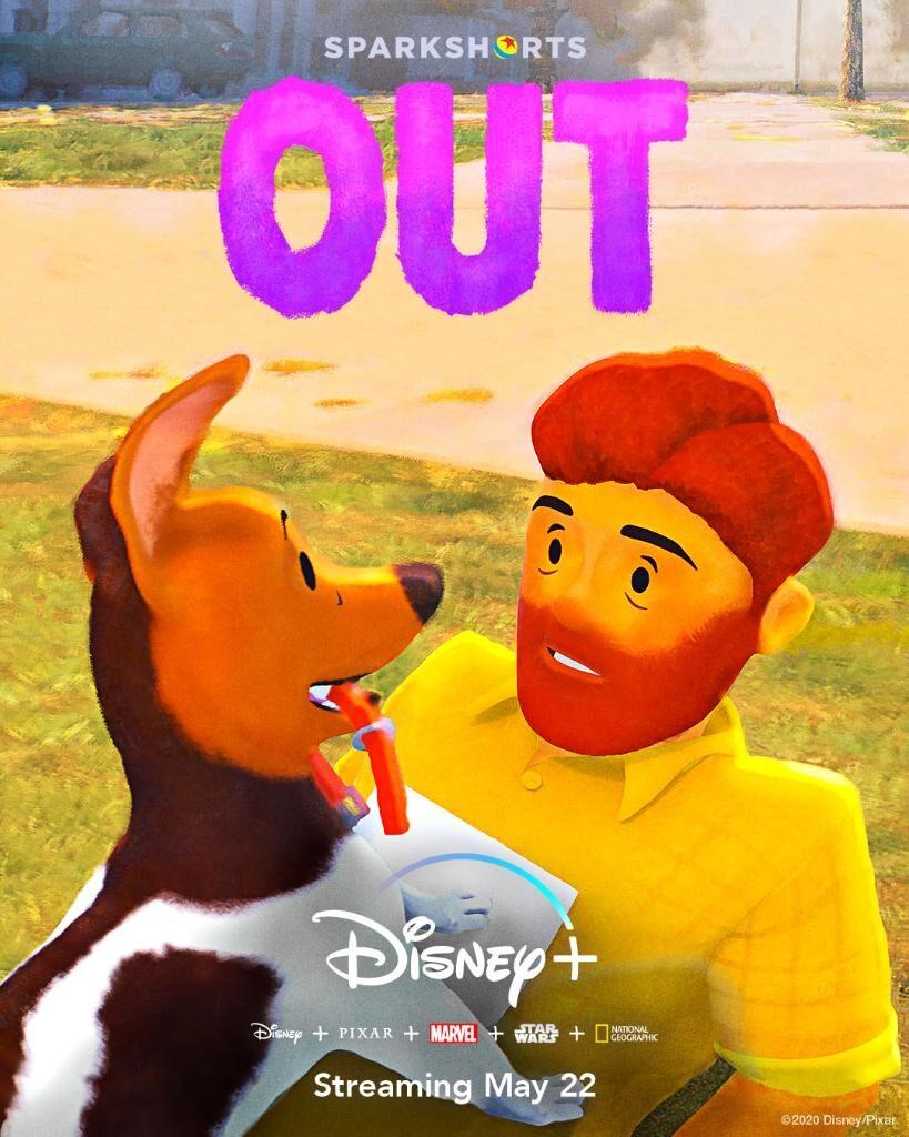 Film Disney Plus - Out
