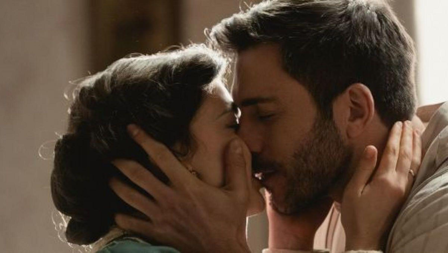 Una Vita - Riscoppia la passione tra Telmo e Lucia