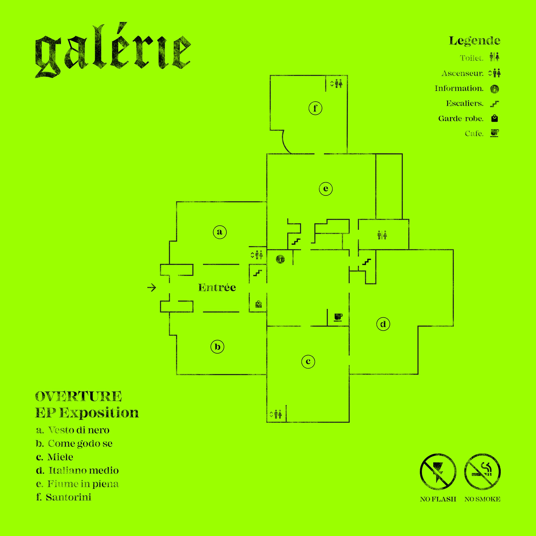 """""""Galèrie"""", la recensione del nuovo EP degli Overture"""