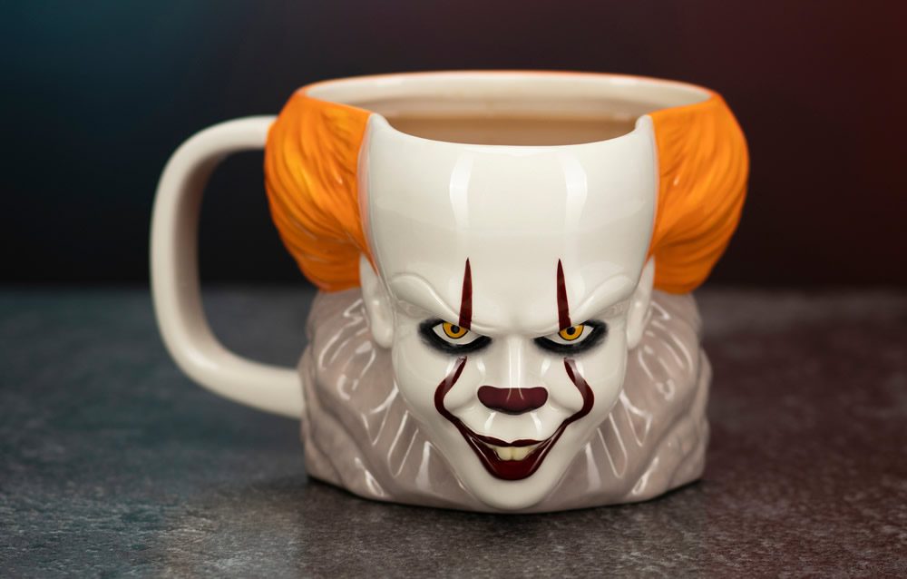 tazza pennywise