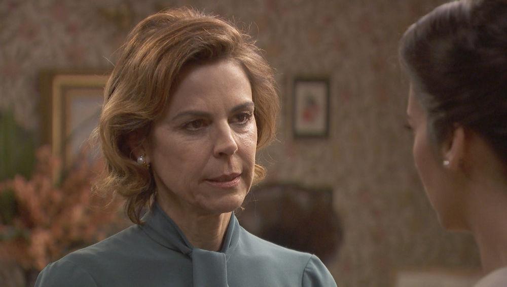 Il Segreto - La moglie cattiva di Ignacio inizia a mostrare segni di pazzia