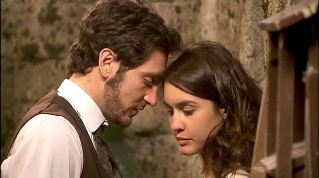 Il Segreto - Il ritorno di Pepa e Tristan su Canale 5