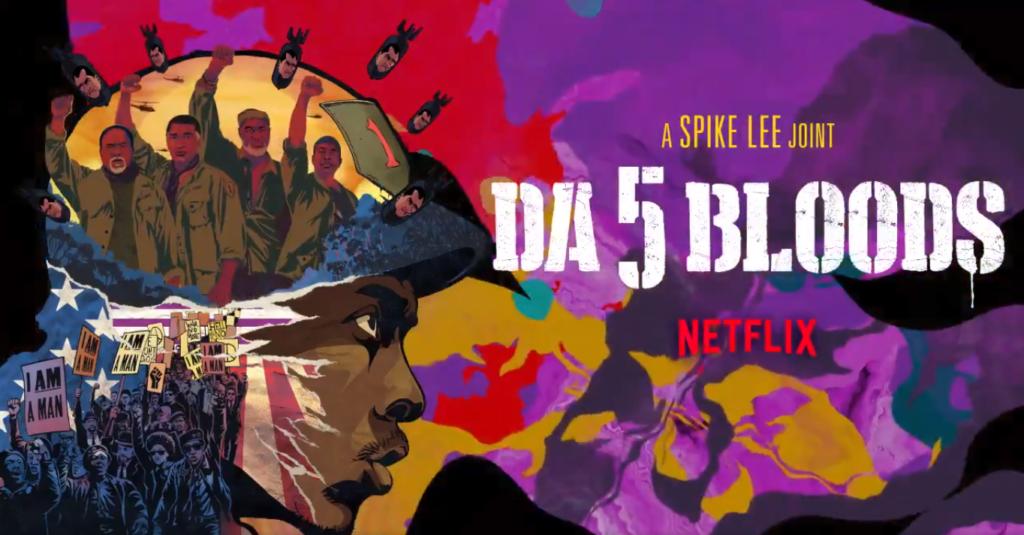 Novità Netflix - Da 5 Bloods
