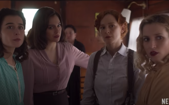 Le ragazze del centralino 5 trailer