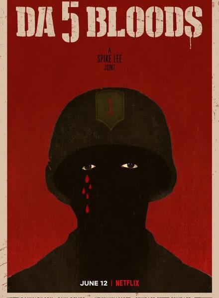 Da 5 Bloods - Come fratelli: recensione + locandina del film