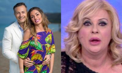 Uomini e Donne: Tina Cipollari elogia Ida e gela Riccardo, l'attacco