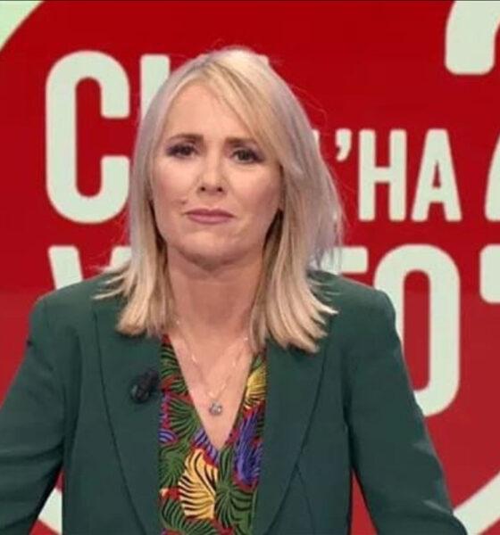 Federica Sciarelli lascia la conduzione di Chi l'ha visto? I rumors