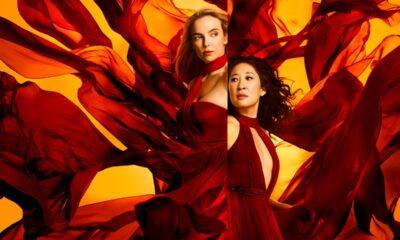 Jodie Comer e Sandra Oh sono Villanelle e Eve nella terza stagione di Killing Eve 3x08, Gogo Magazine