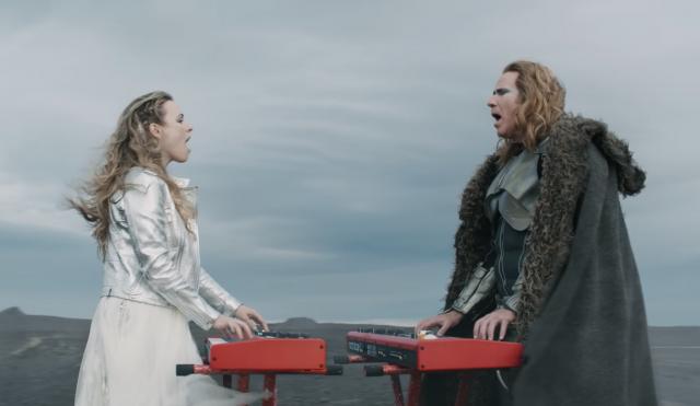 Novità Netflix - Eurovision Song Contest