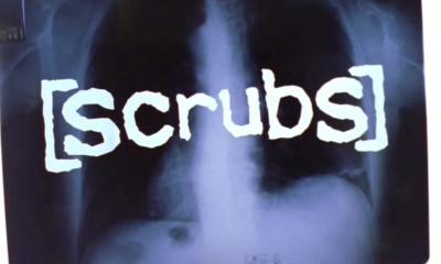 Scrubs - Secondo Zach Braff il film si farà + scritta Scrubs