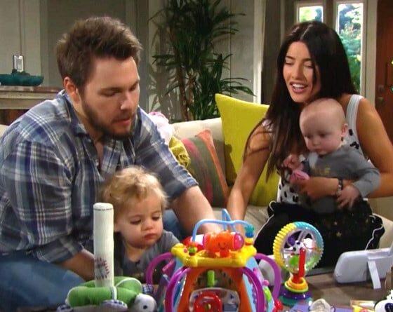 Beautiful, trame 22-27 giugno: Liam torna da Steffy, Wyatt e Flo sposi?