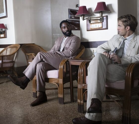 Christopher Nolan e il cast svelano vuoni dettagli su Tenet + John David Washington + Robert Pattinson