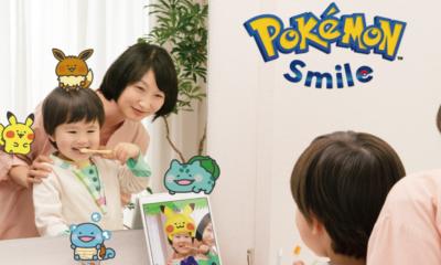 Pokémon Smile