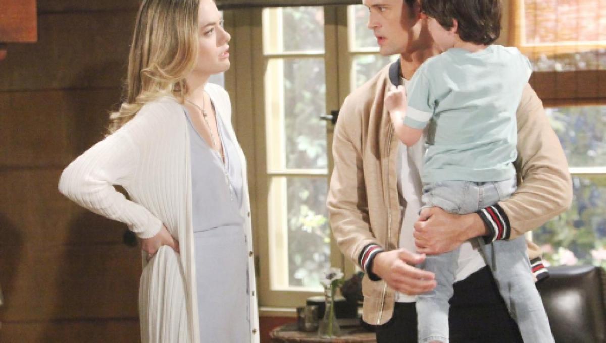 Beautiful - La figlia di Brooke rifiuta la proposta di nozze di Thomas