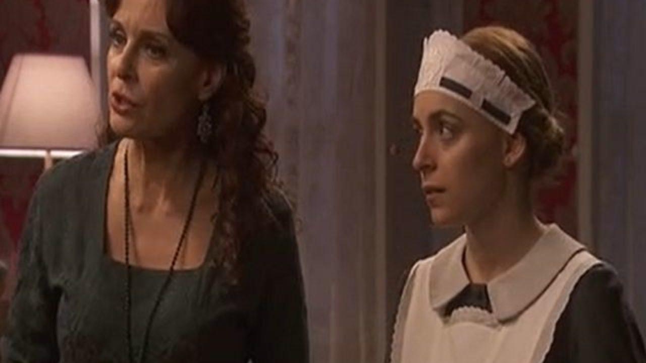 Il Segreto: Isabel chiede ad Antonita di vegliare sulla matrona